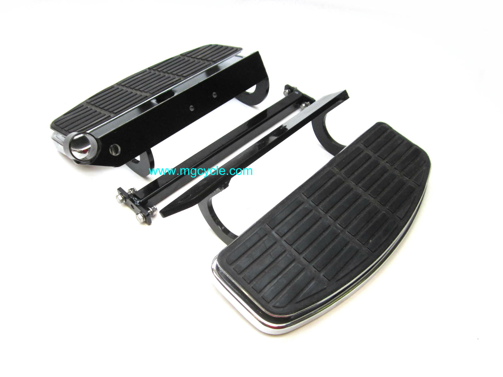 Floorboard foot board kit for Eldorado Ambassador 850GT