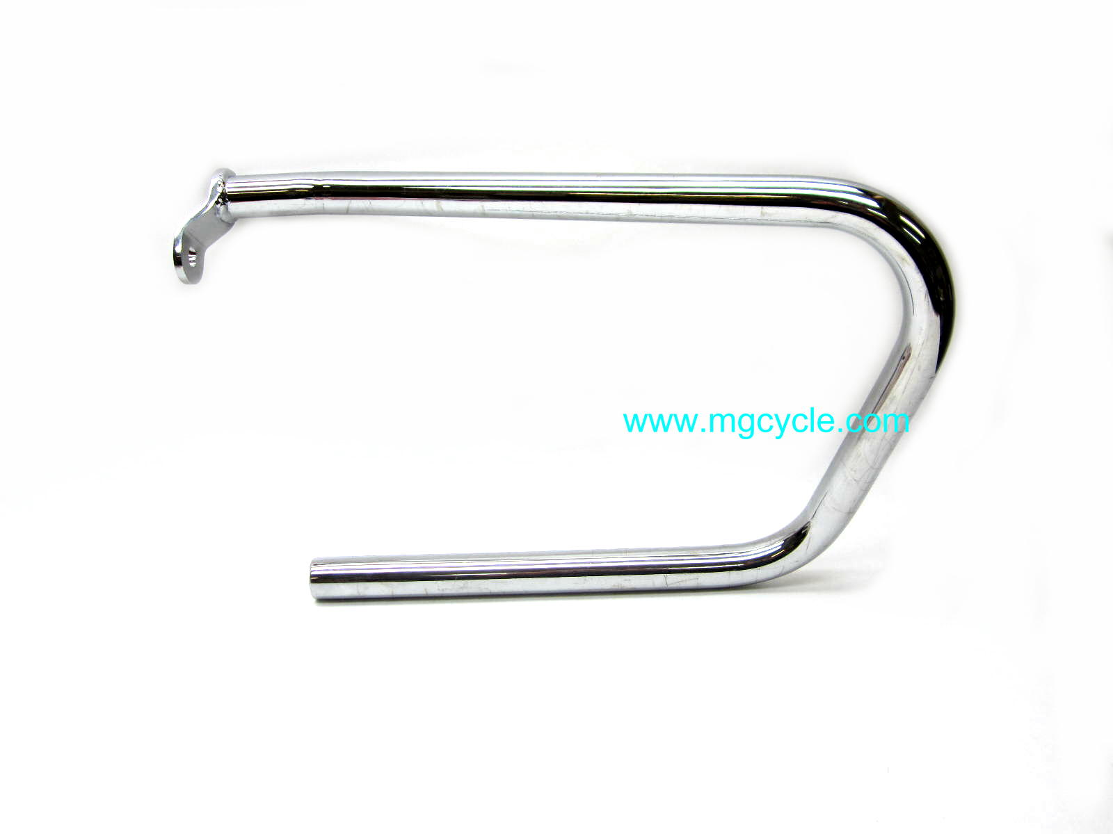 right side rear crash bar for 98-2001 V11 EV, for 40 lt HB bags